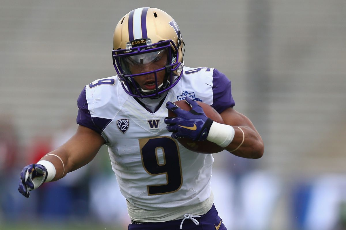 Your Zaxby's Heart of Dallas Bowl MVP - RB Myles Gaskin