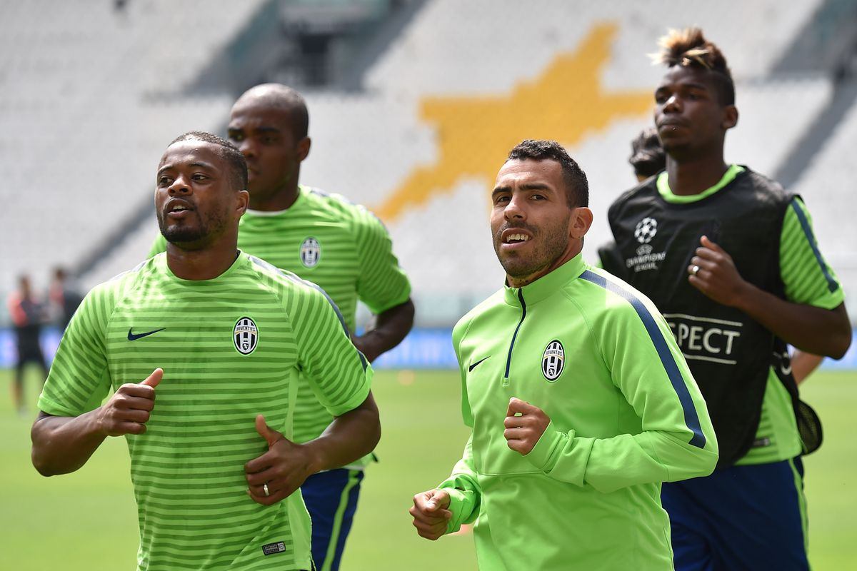 Juventus Squad Named For Uefa Champions League Final Barca Blaugranes