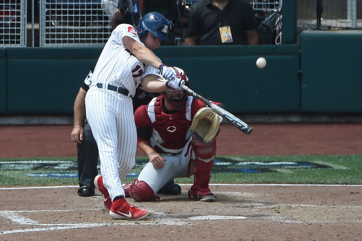 NCAA Baseball: College World Series-Arizona v Stanford