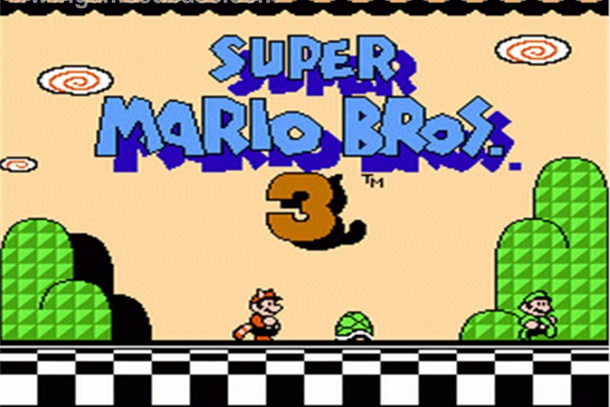 Super Mario Bros  3 releasing for Japan's 3DS Virtual