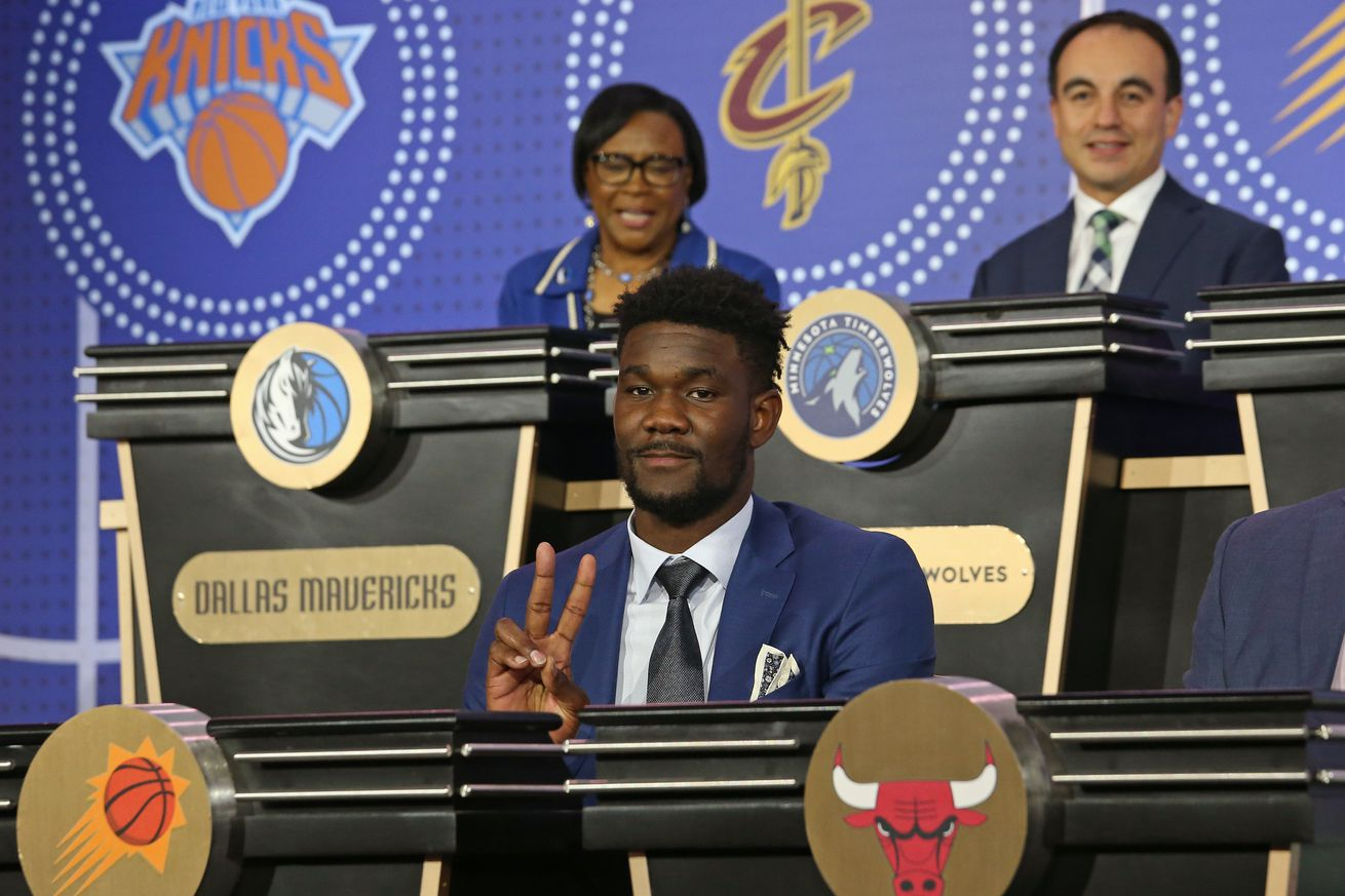 2019 NBA Draft Lottery