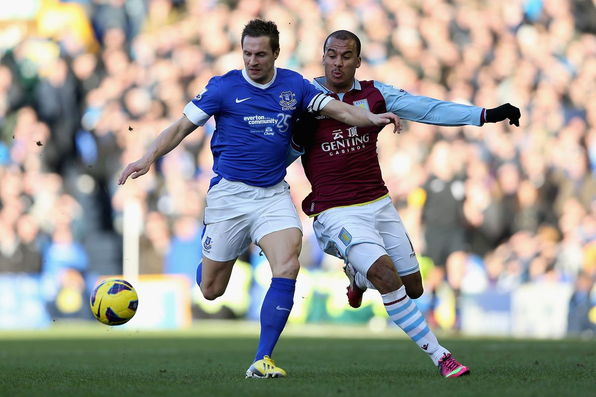 Villa - Everton
