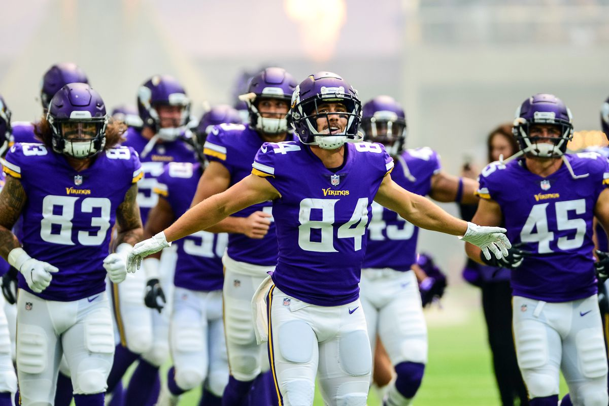 Vikings Roster Cuts Minnesota Vikings Release Chad Beebe