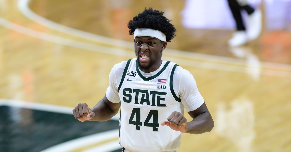Hoops Analysis: Michigan State's path to the NCAA Tournament - The Only Colors