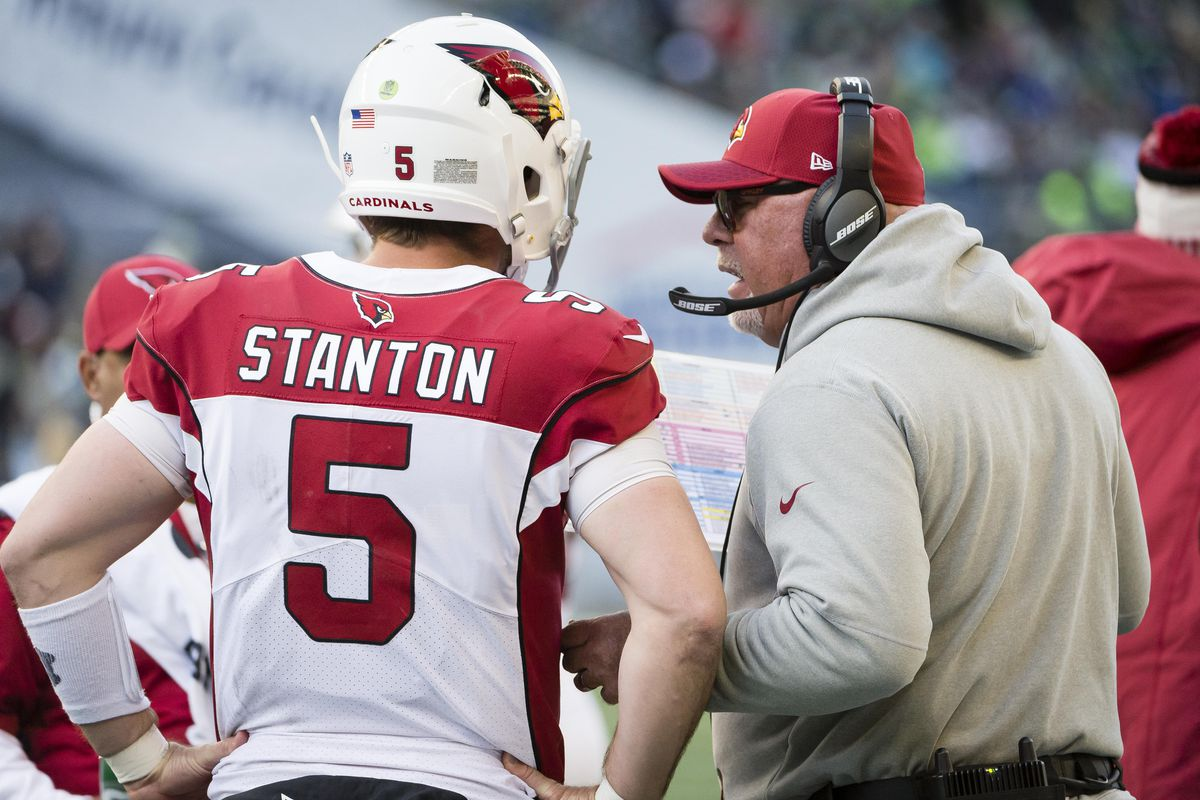 Long-time Arizona Cardinals backup Drew Stanton signs with ...