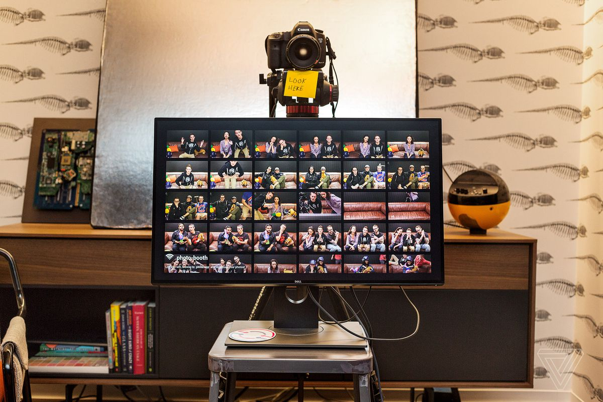A diy photo booth is exactly what you need for your next party patience for messing around with network settings solutioingenieria Choice Image