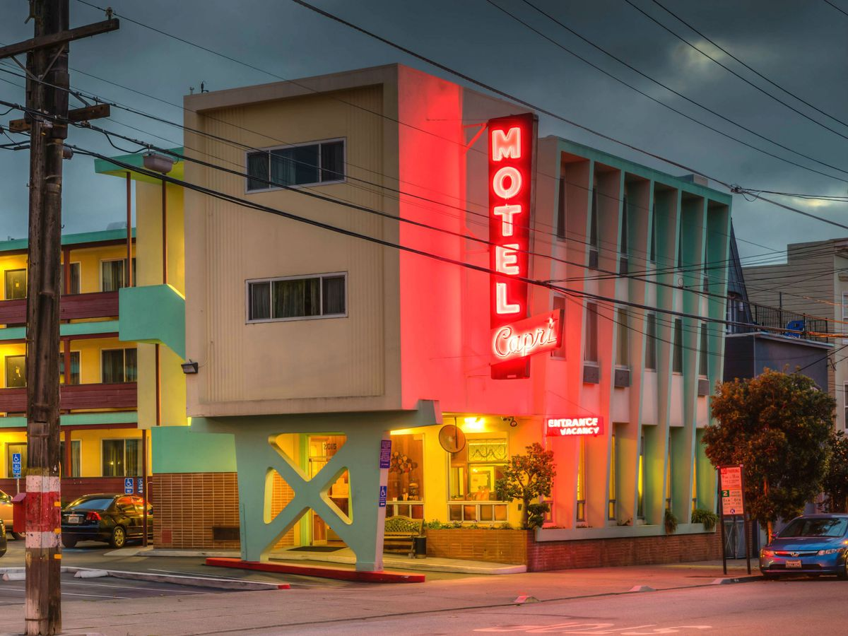 california s best midcentury motels mapped curbed la. Black Bedroom Furniture Sets. Home Design Ideas