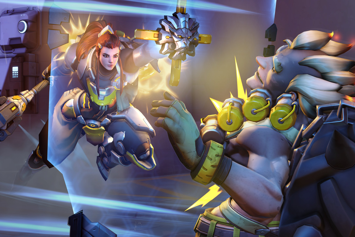 More Brigitte and Doomfist changes are coming to the Overwatch PTR