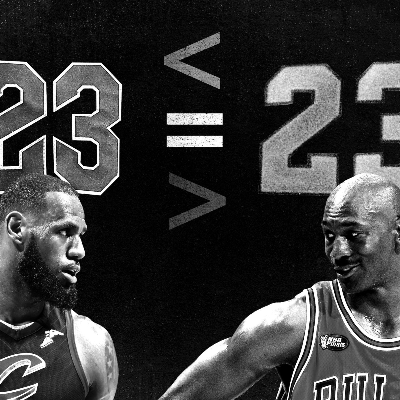 5164b754f2d2 How LeBron Can Build a Case Against Michael Jordan in the GOAT Debate - The  Ringer