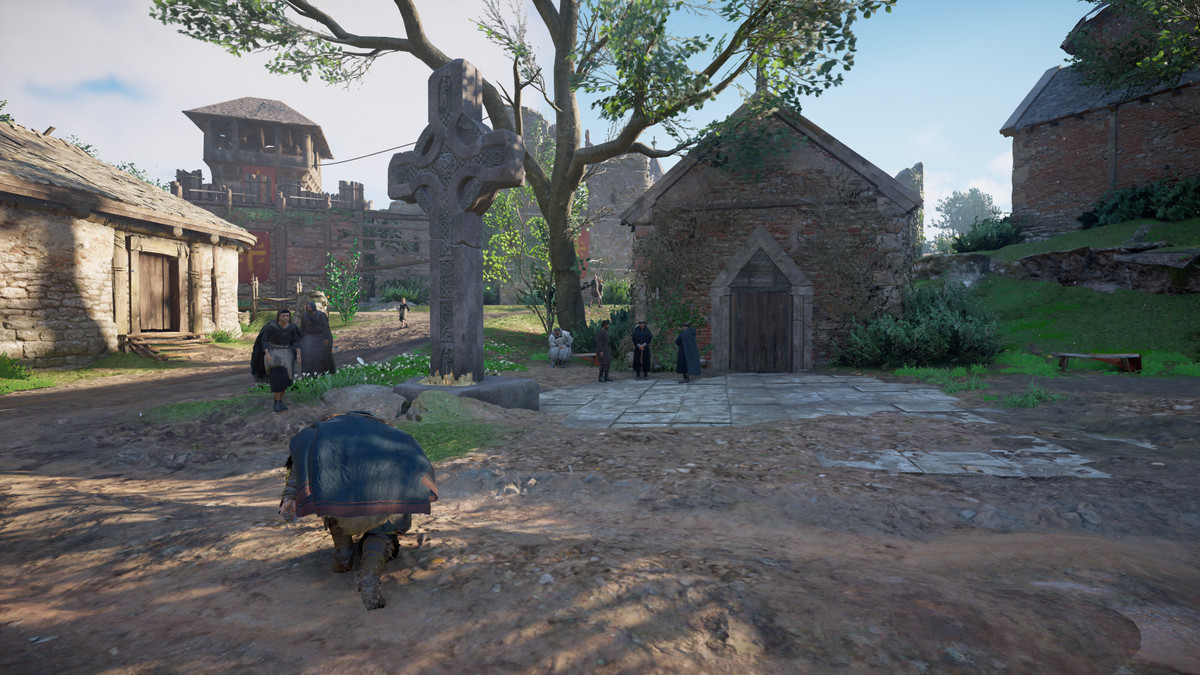 Cent Mysteries locations map