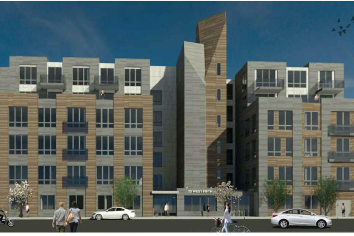 Milton-based developer Trinity Green Development has filed plans with Boston  to construct a six-story, 54-unit condo building at 20 West Fifth Street in  ...