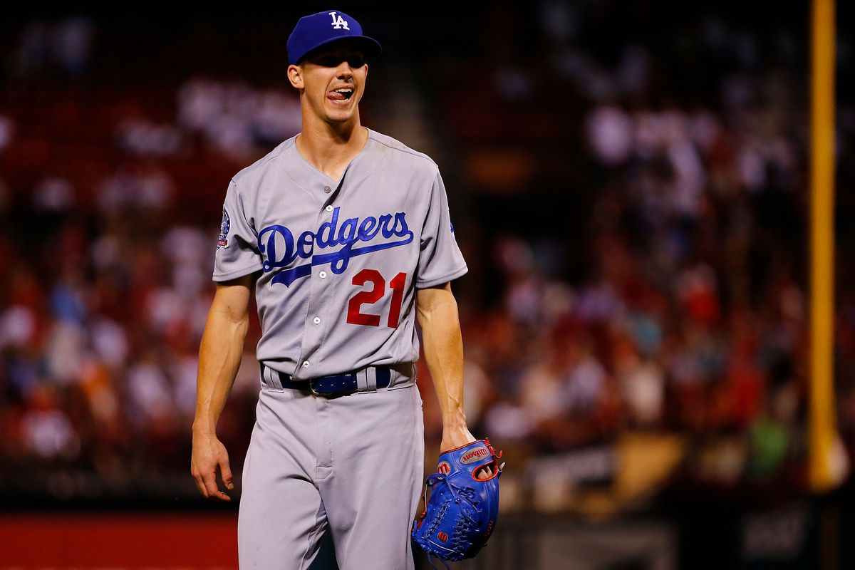 Dodgers turn to Walker Buehler as pennant race heats up - True Blue LA 932006ba95c