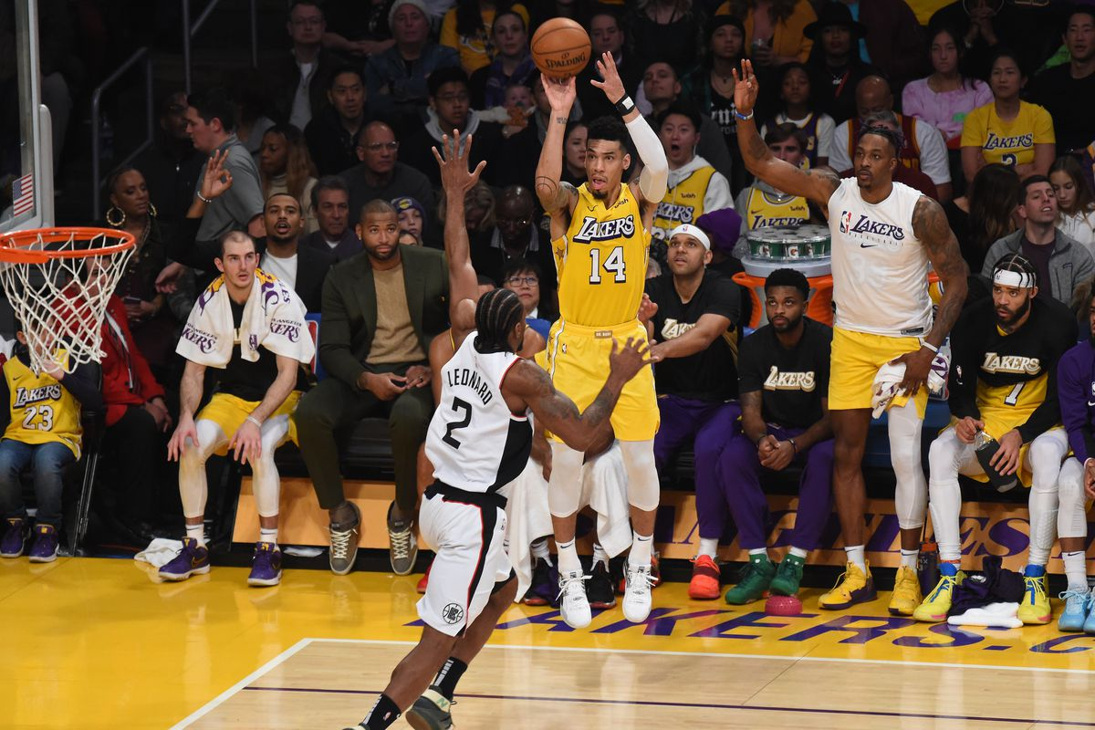Danny Green would've loved for Lakers to face Clippers in ...