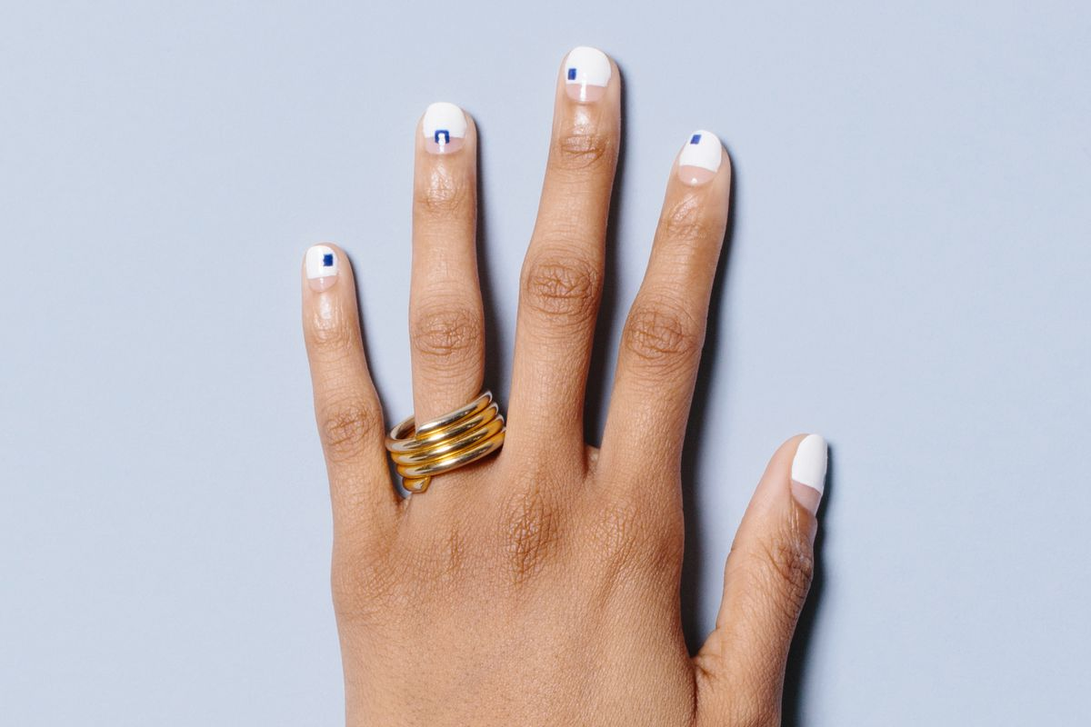 A nail salon owner s favorite polishes racked for 24 hour nail salon nyc