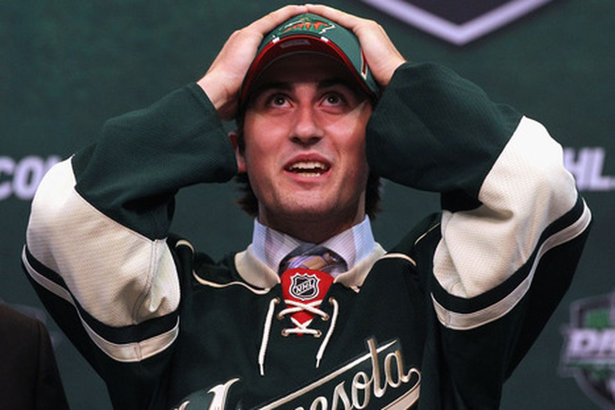 Wow! Scandella at four? I almost lost my hat.