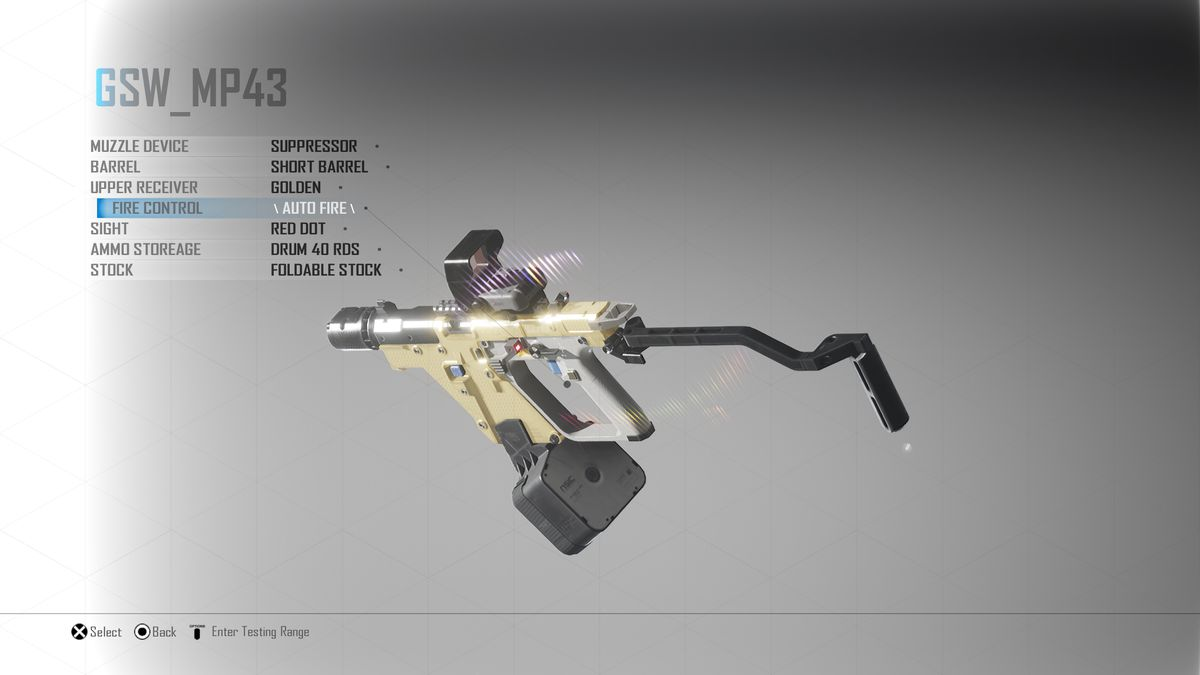 An SMG from Project Boundary