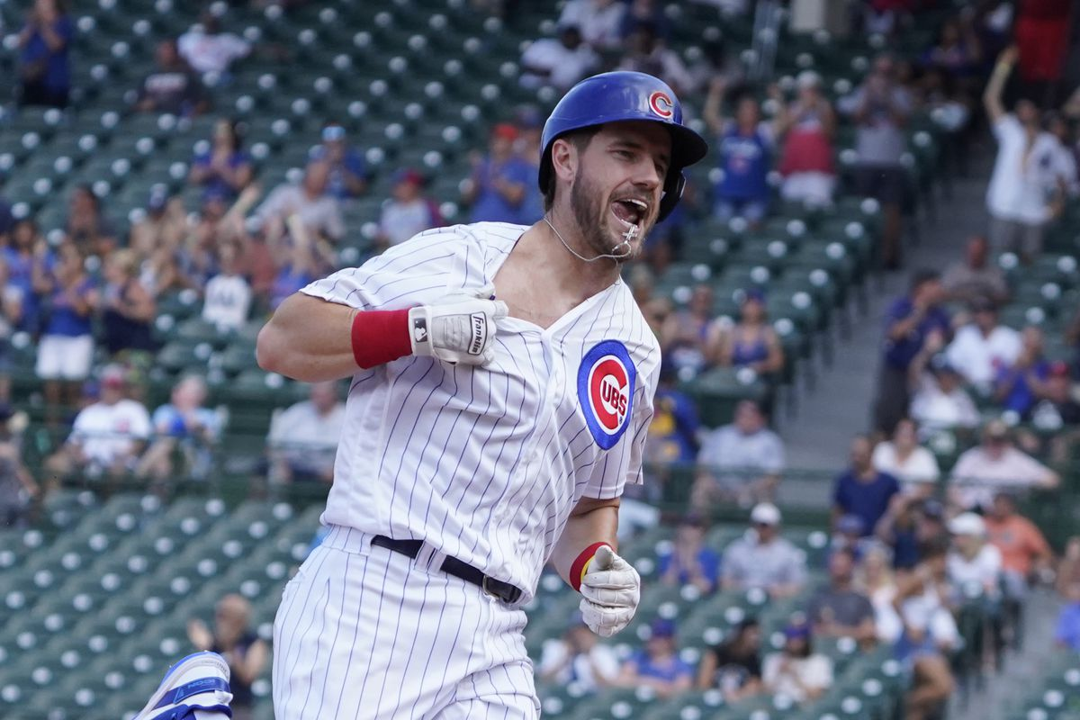 MLB: Colorado Rockies at Chicago Cubs Game One