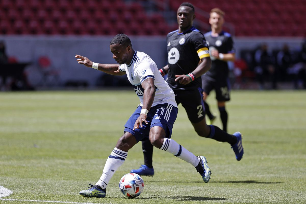 MLS: CF Montreal at Vancouver Whitecaps FC