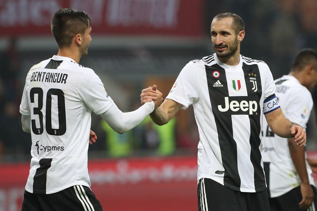 AC Milan v Juventus - Serie A