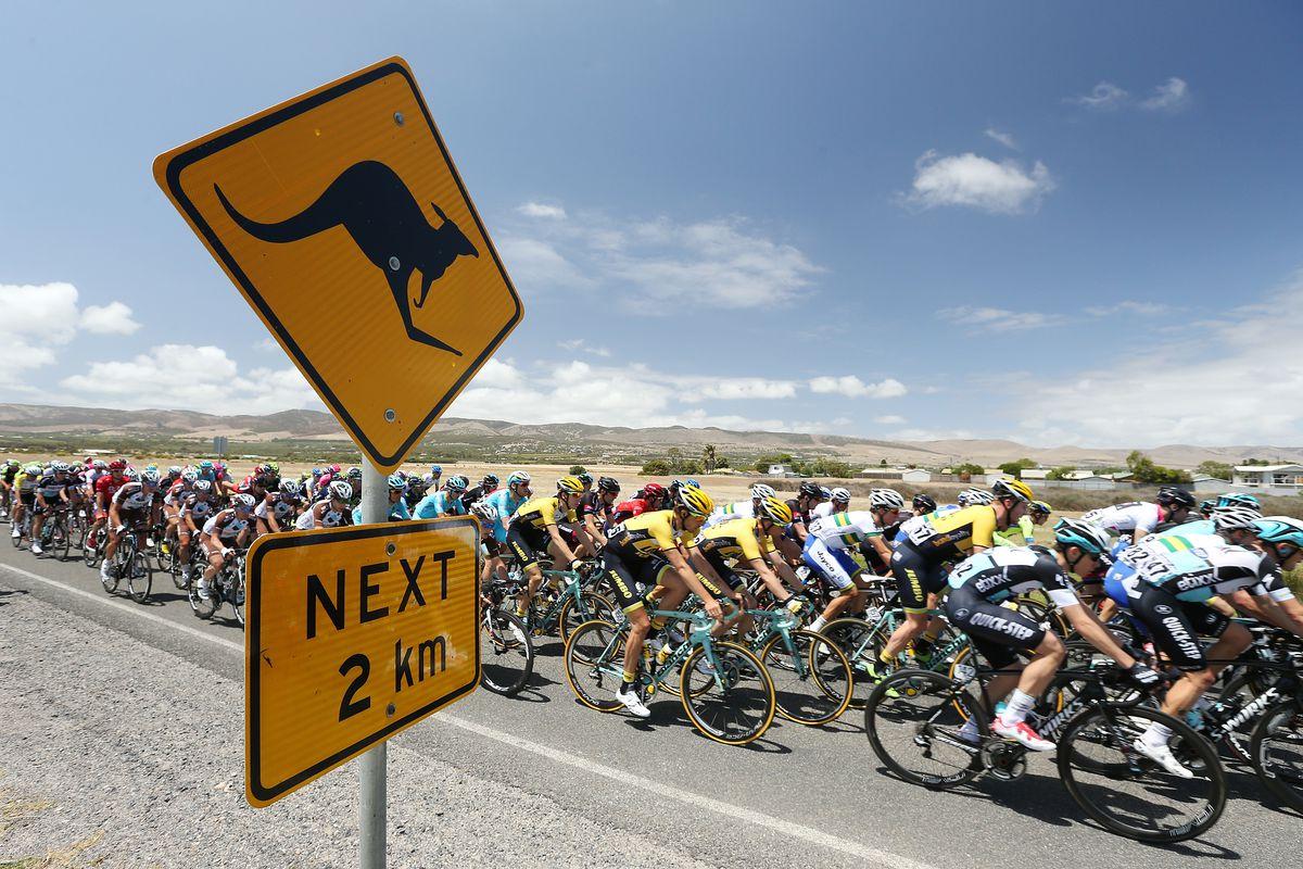 2015 Santos Tour Down Under - Stage 5