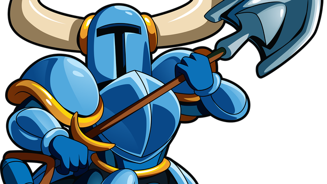 <em>Shovel Knight </em>artwork