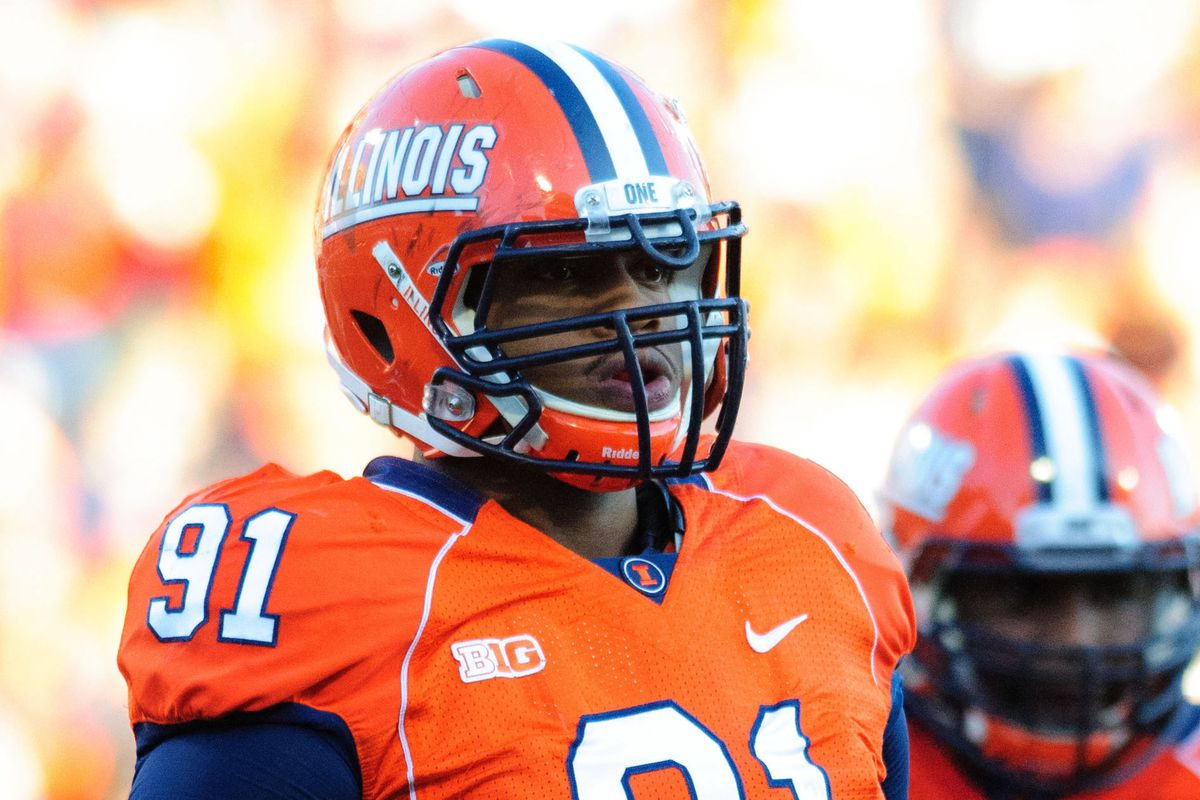 Another Illinois undrafted free agent is hungry for a roster spot.