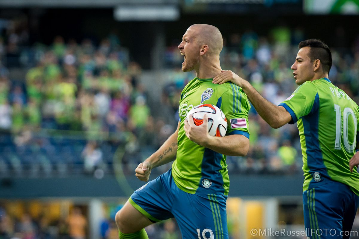 Sounders Vs Earthquakes Disappointing Draw Leaves Seattle In Tie