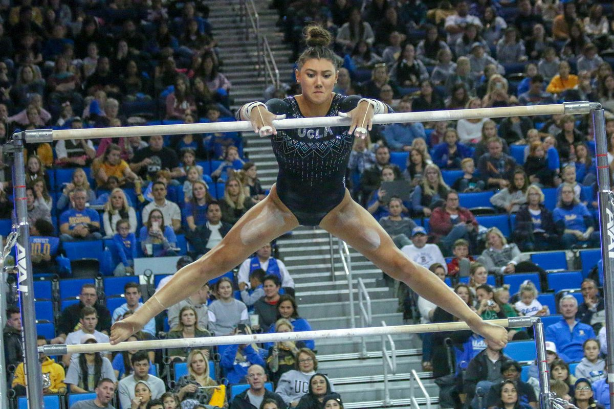 UCLA to Defend Pac12 Gymnastics Title Saturday  UCLA