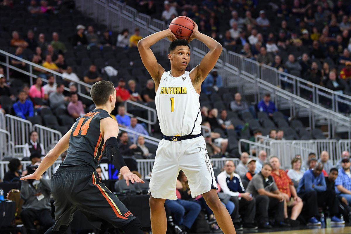 NCAA Basketball: Pac-12 Conference Tournament-California vs Oregon State