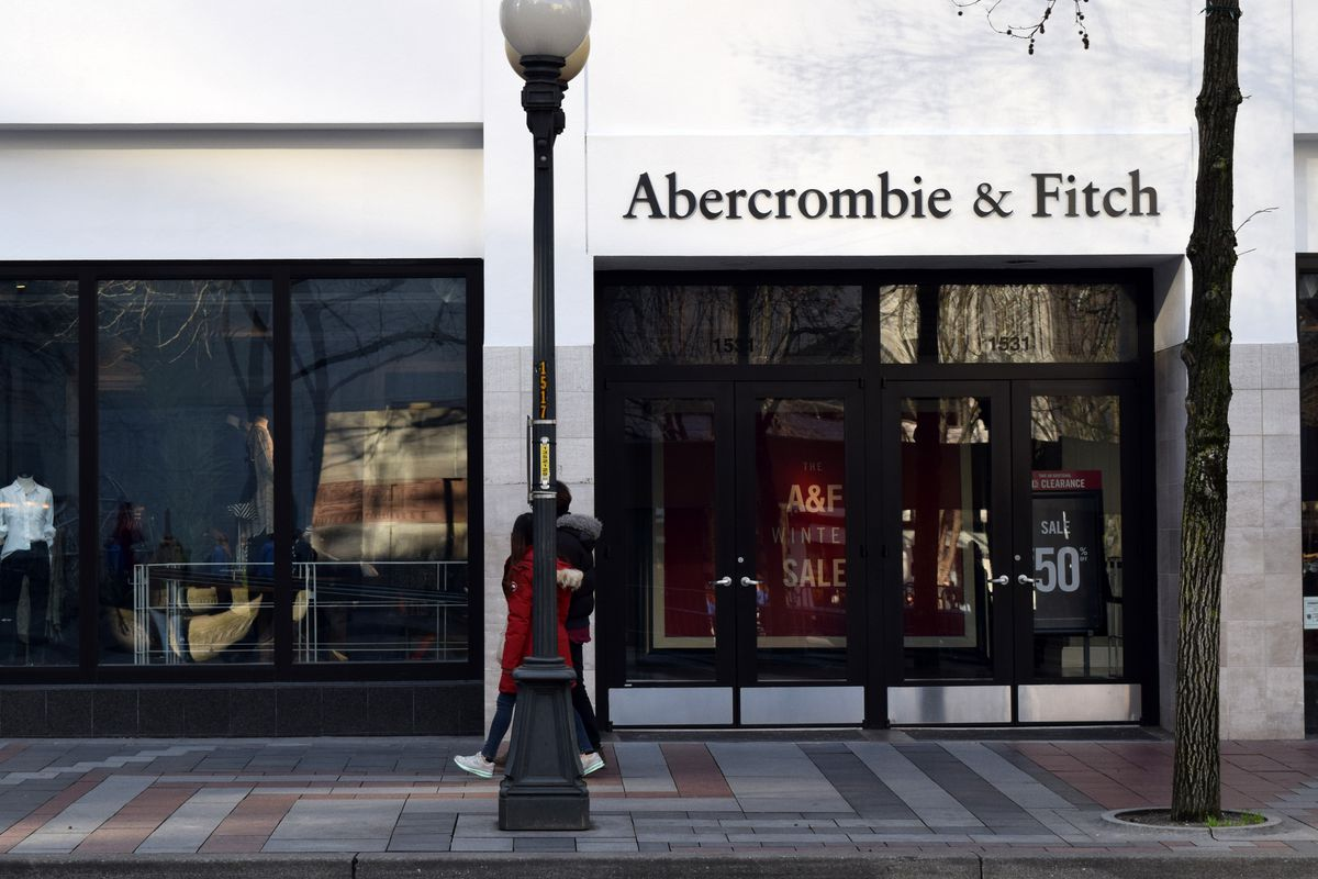 Abercrombie Is Completely Redesigning Its Store Layout ...