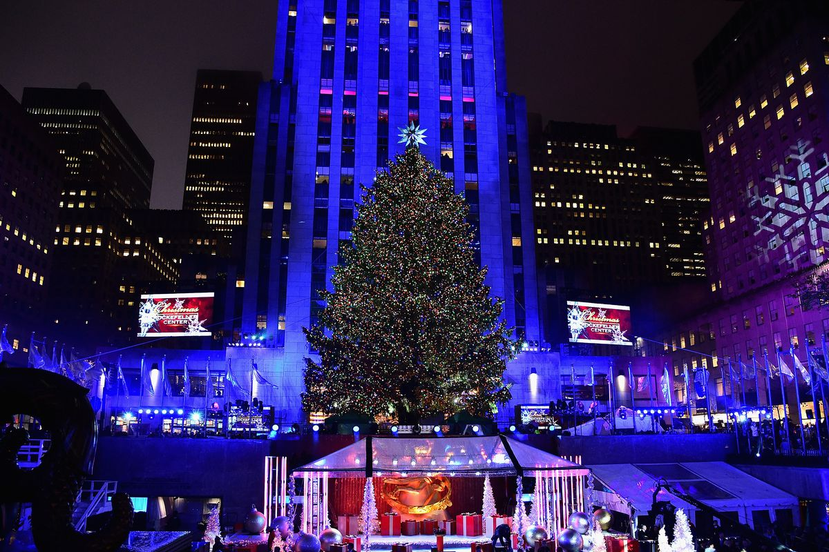 Last year's Rockefeller Center Christmas Tree is now a ...