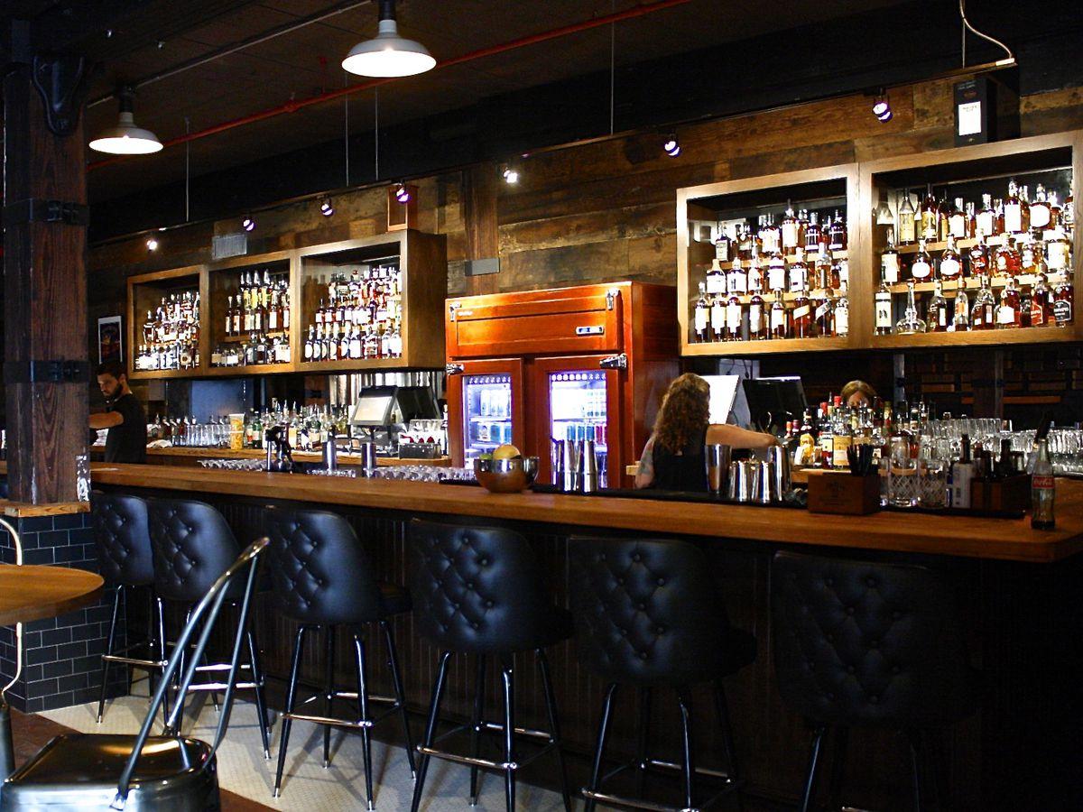 Tour Charleston's First Food Hall Mercantile and Mash
