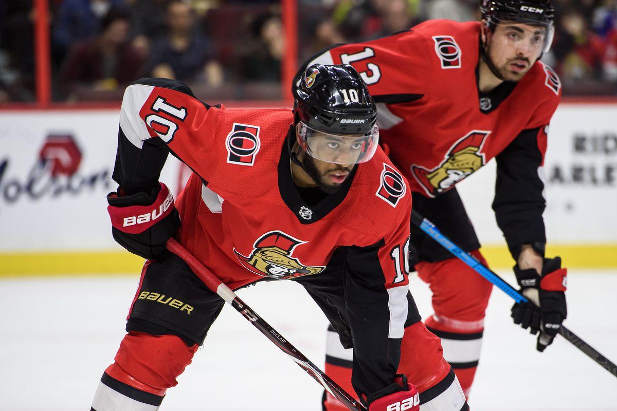 NHL: DEC 19 Predators at Senators