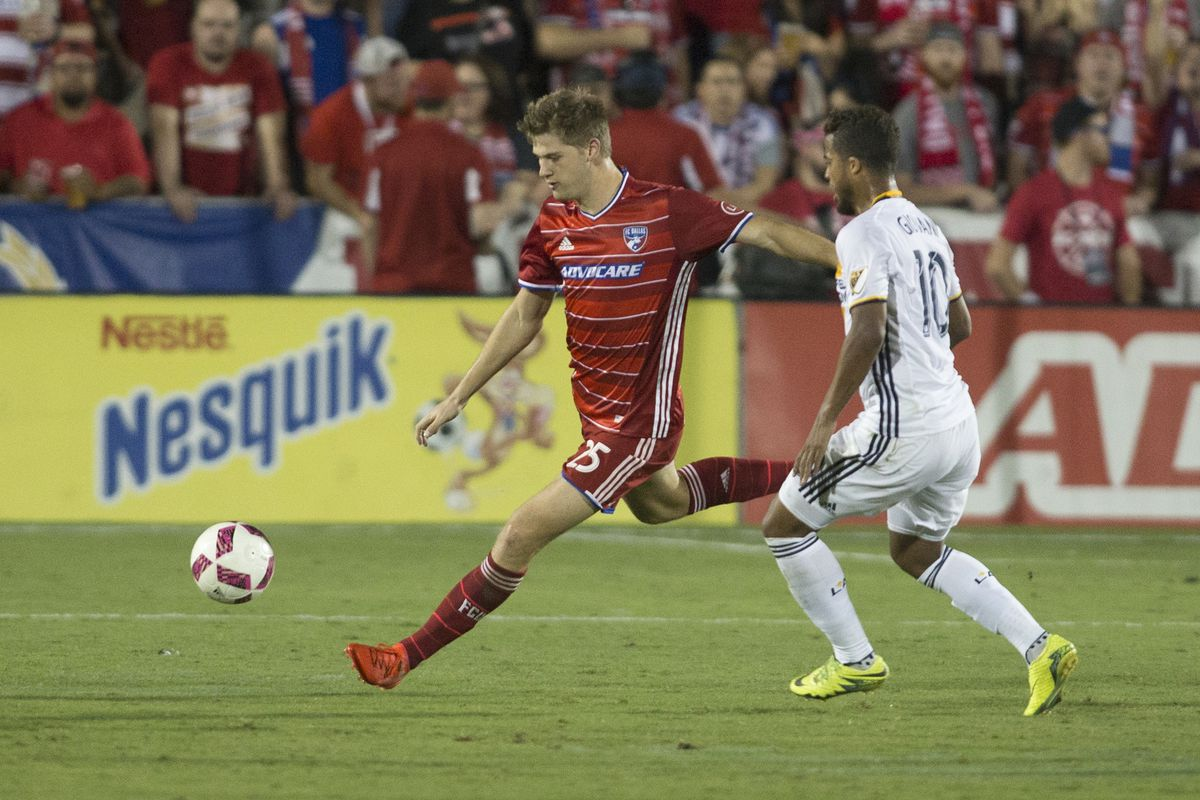 FC Dallas vs LA Galaxy: Highlights, stats and quote sheet - Big D Soccer