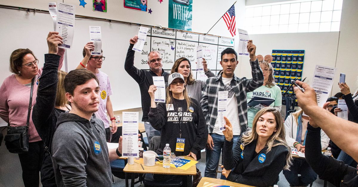 Why Nevada caucuses are sometimes decided by drawing a card