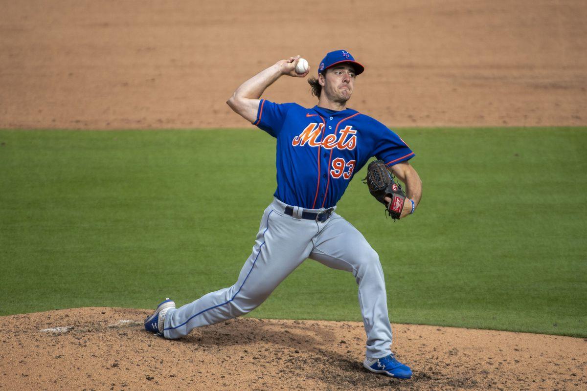 New York Mets' Pitcher Matt Allan