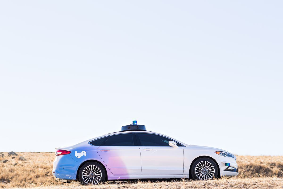 Lyft unveils a new self-driving car and acquires an AR startup - The