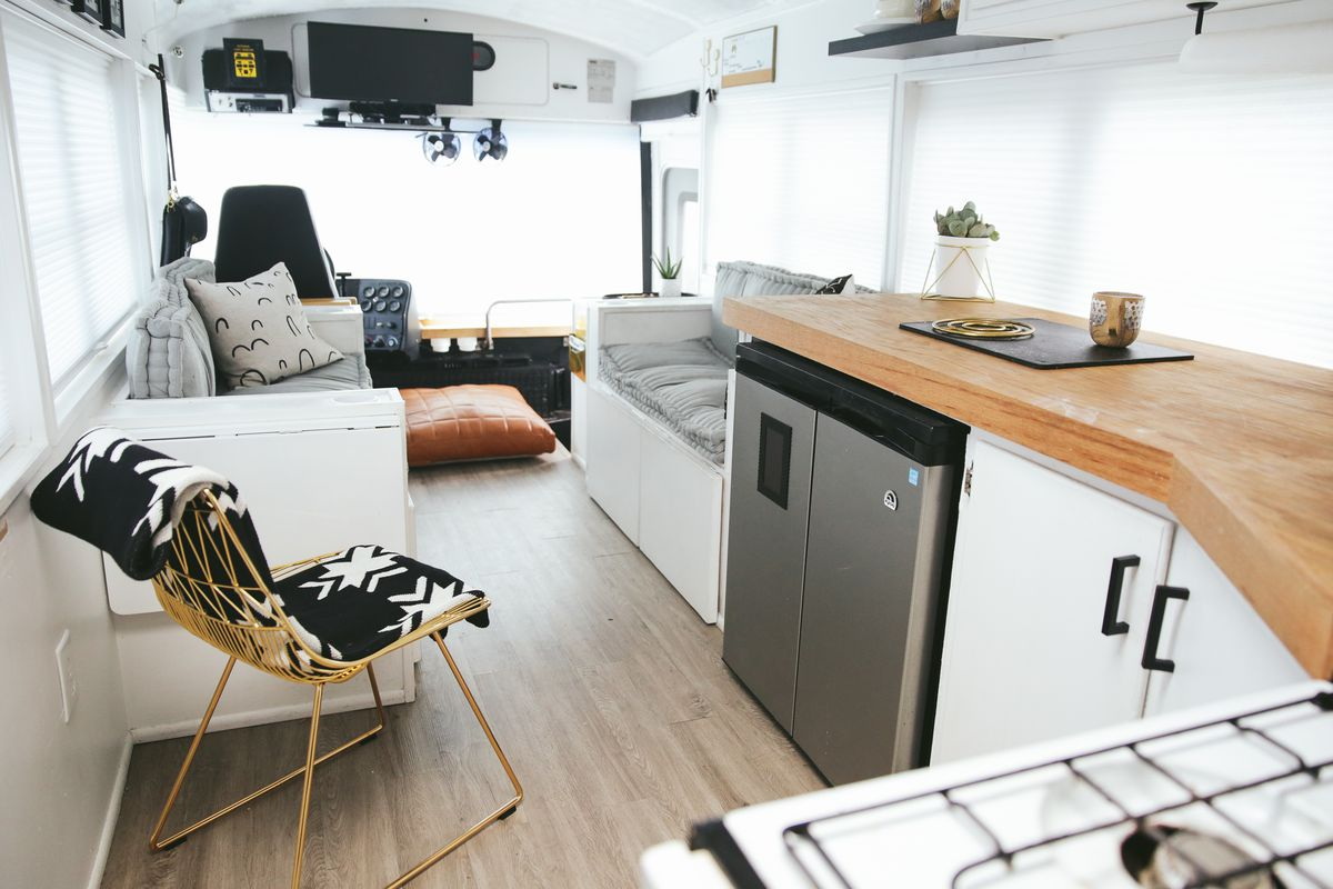 Amazing Diy Camper Conversion 5 Surprising Vehicles For A Home On Home Interior And Landscaping Oversignezvosmurscom