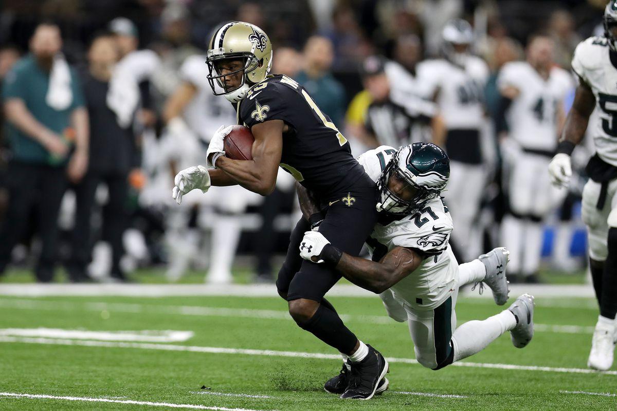 186fa86ae25e2b 2019 NFL playoff schedule: Saints eliminate Eagles, conference title games  set