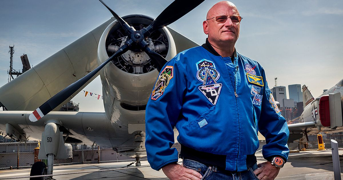 Electric Ride On Cars >> Watch astronaut Scott Kelly struggle to walk on Earth after a year in space - The Verge