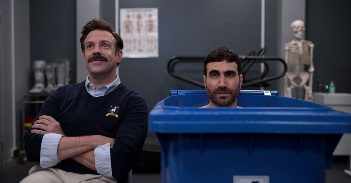 Watch the trailer for Ted Lasso season 2 and believe in good things again