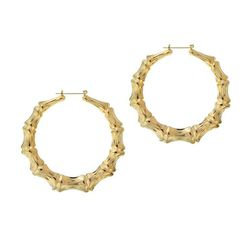 Try a pair with a hoop design for something a little more classic.