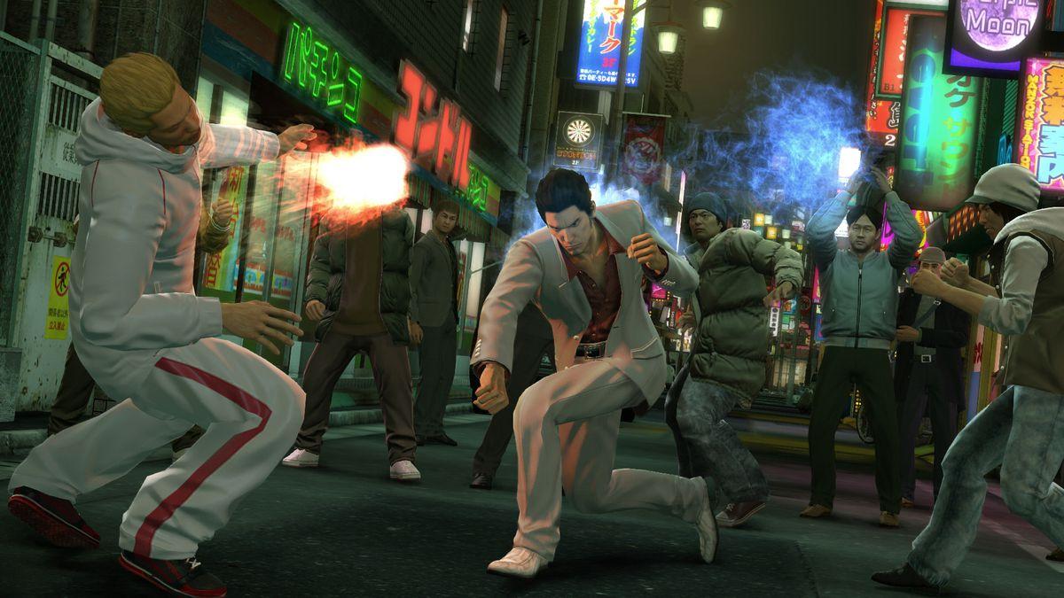 The Yakuza games, ranked - Polygon