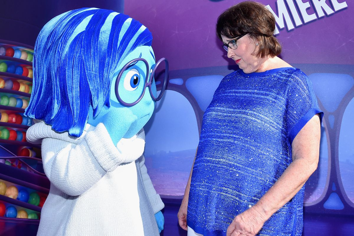 Los Angeles Premiere And Party For Disney-Pixar's INSIDE OUT At El Capitan Theatre