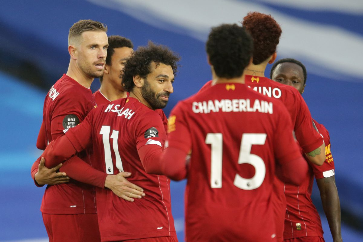 Brighton & Hove Albion v Liverpool FC - Premier League