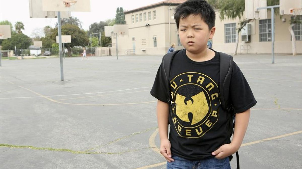 Hudson Yang in ABC's Fresh off the Boat