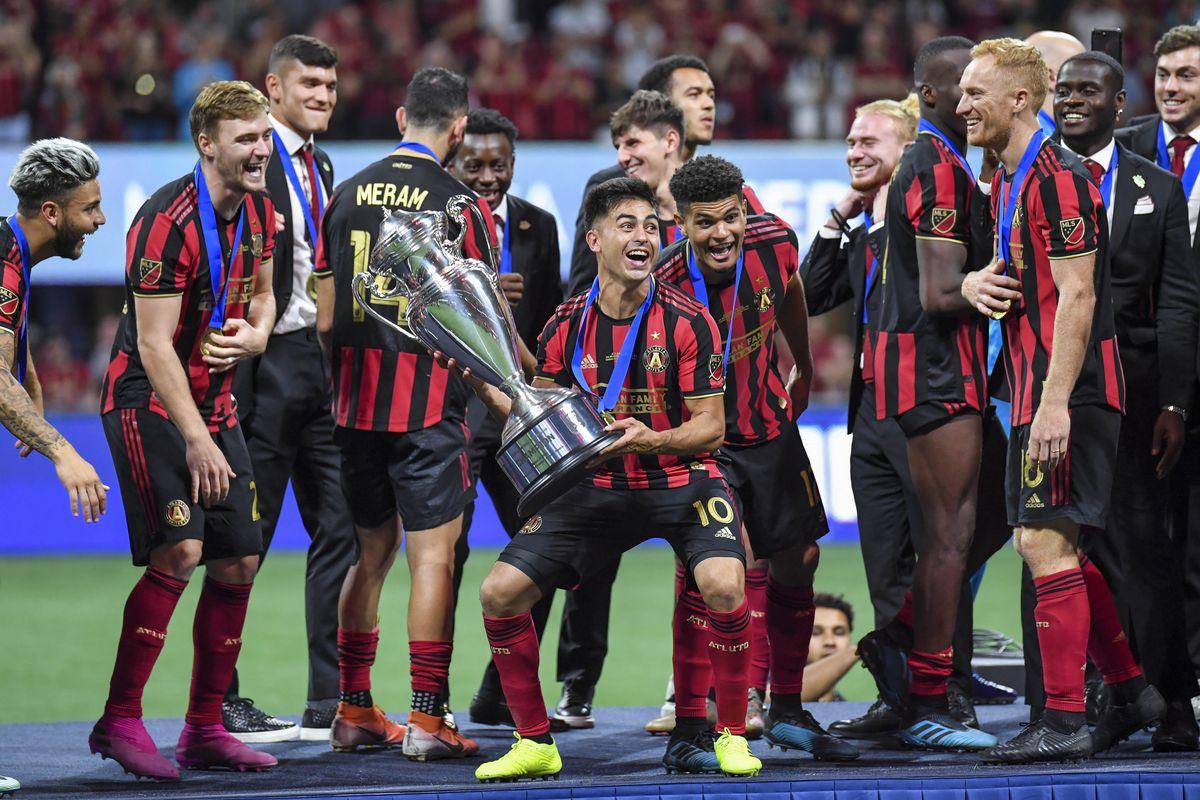 MLS: U.S. Open Cup-Minnesota United FC at Atlanta United FC