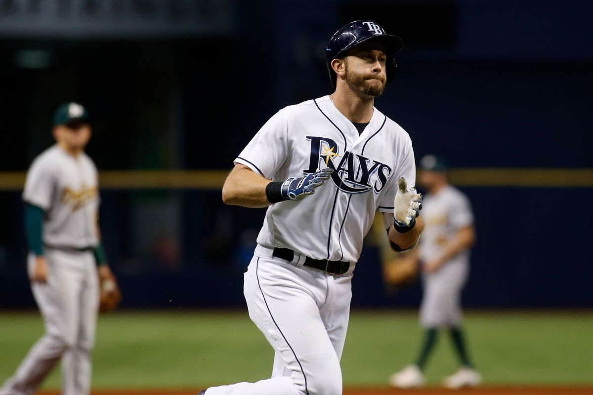 Rays' Kiermaier has fracture in hip