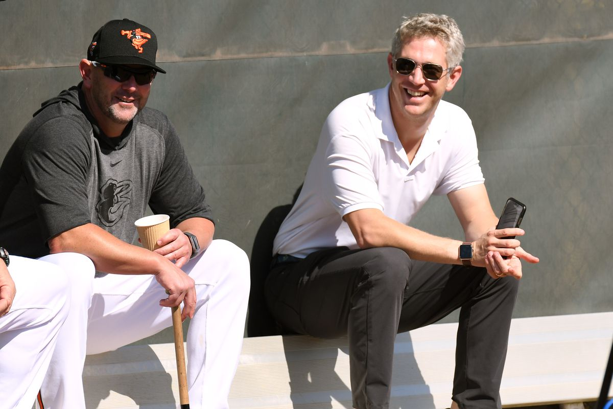 MLB: Baltimore Orioles-Workouts