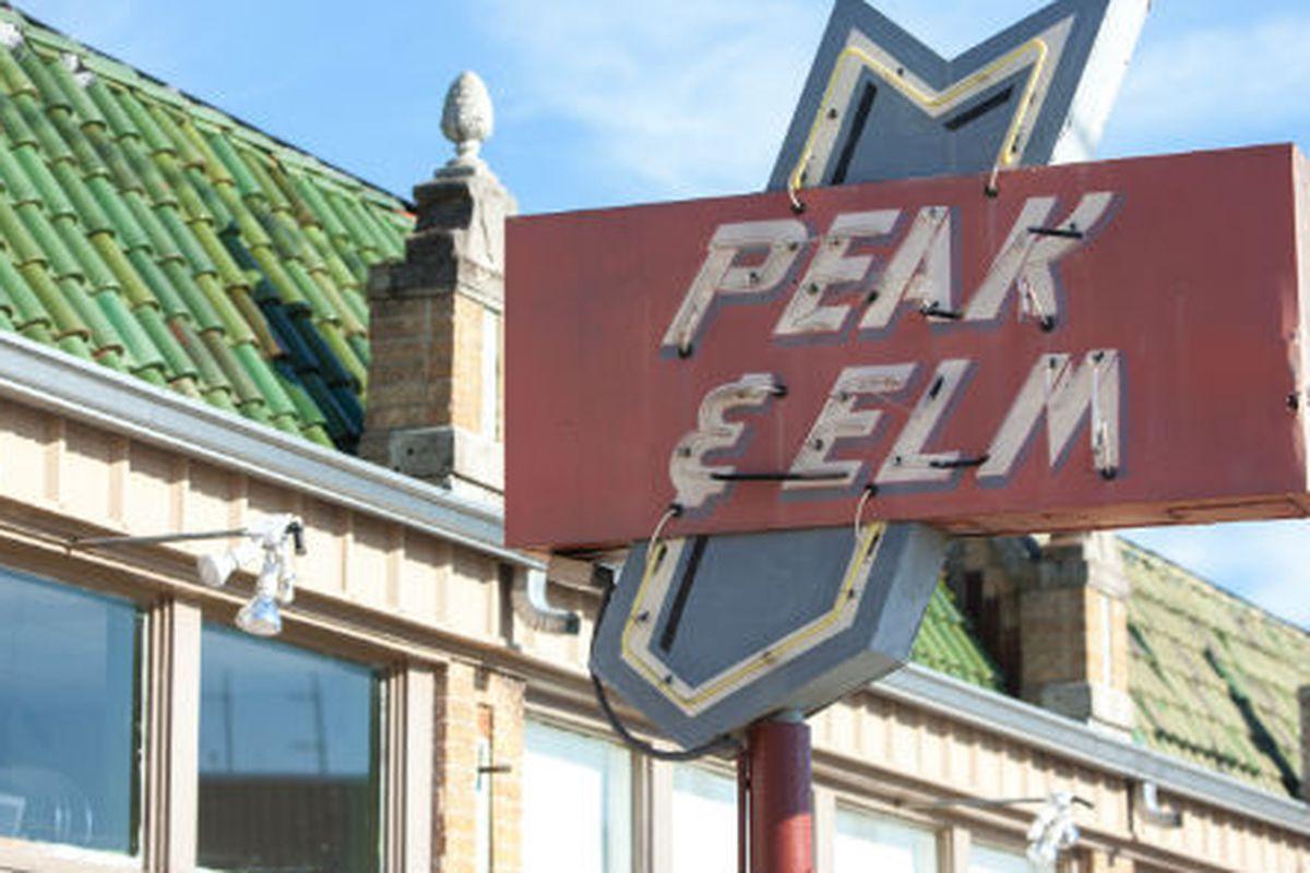 Peak & Elm in Dallas.